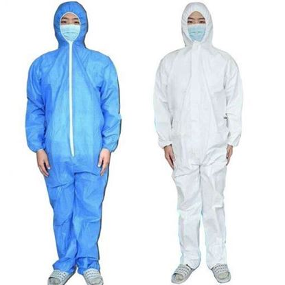 Picture of PPE- Washable Medical Protective Clothing With Hood